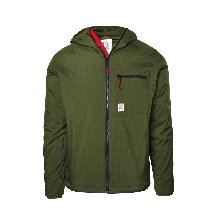 TOPO DESIGN PUFFER HOODIE REVIEW