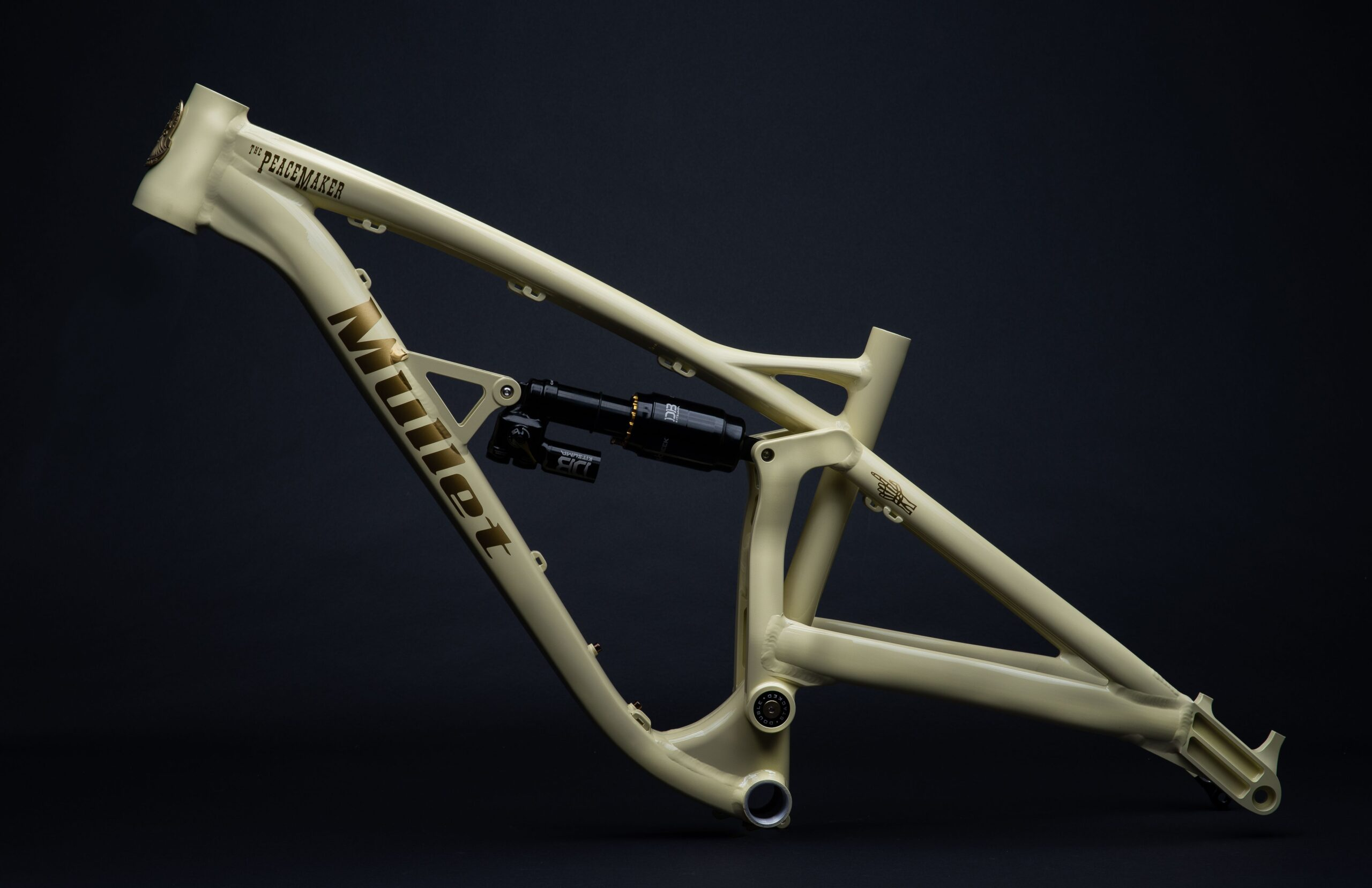 MULLET CYCLES LAUNCHES THE PEACEMAKER