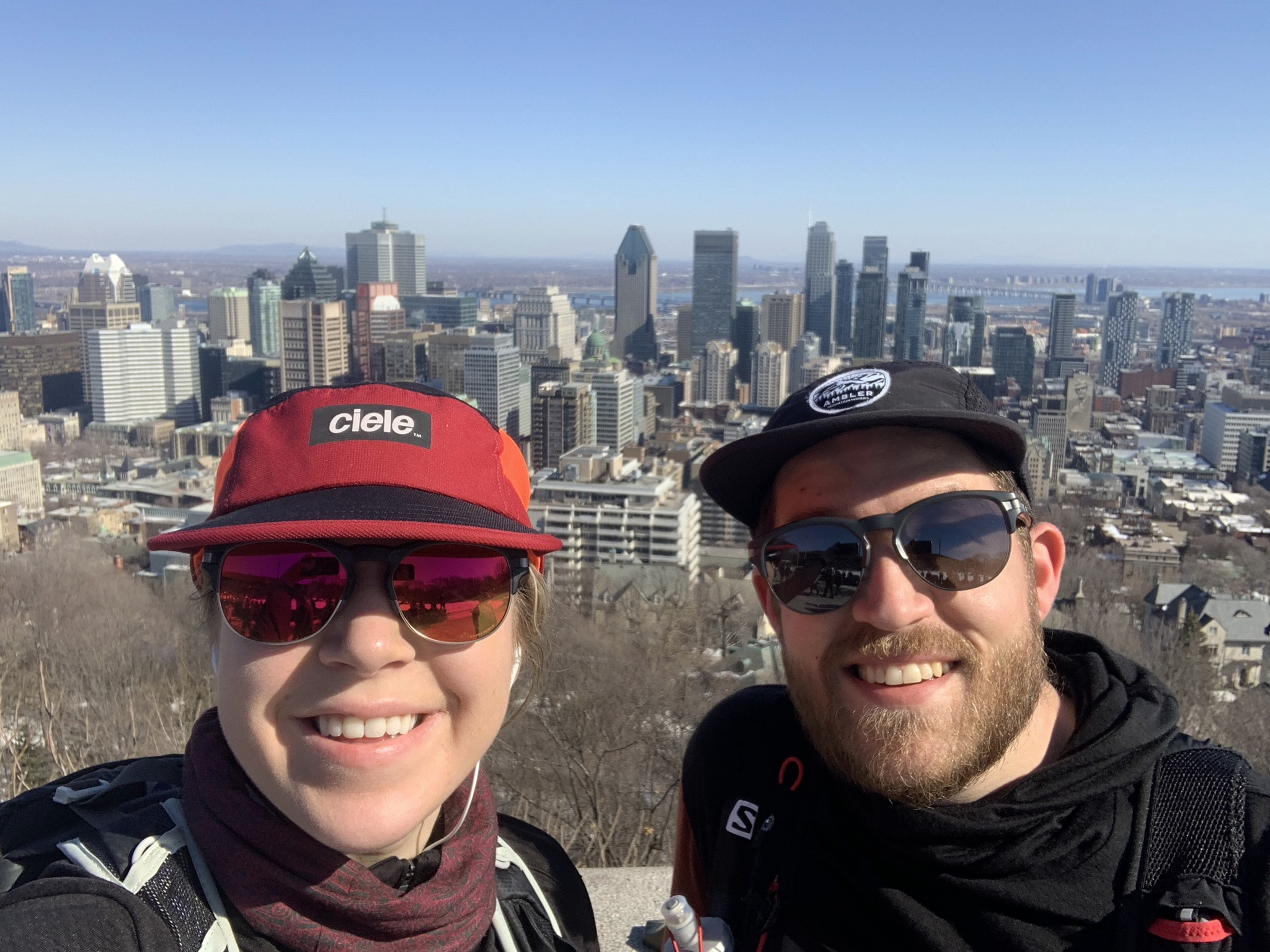 RUNNING TO VISIT A CITY: A JOURNEY ACROSS MONTREAL