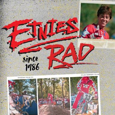 ETNIES AND CULT CLASSIC BMX FILM, RAD, GET NOSTALGIC FOR 35TH ANNIVERSARY