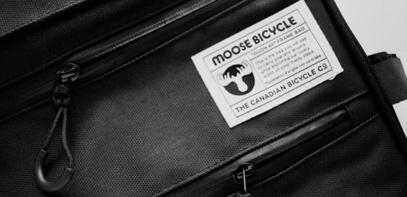 MOOSE BICYCLES FRAME BAGS REVIEW