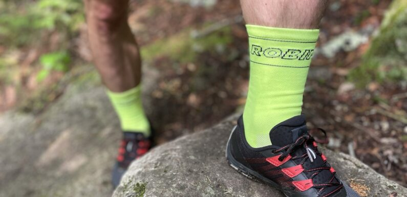 ROBIN DES BAS ATHLETIC SOCKS COLLECTION REVIEW