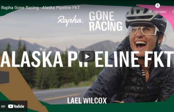 RAPHA GONE RACING – ALASKA PIPELINE FKT